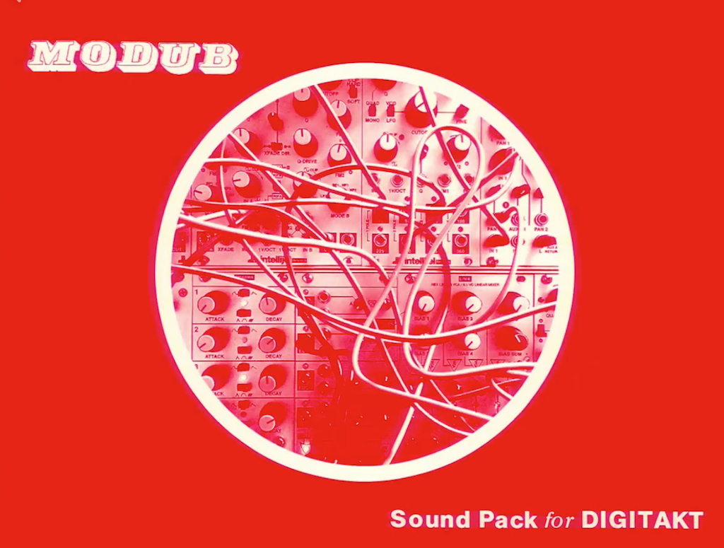 Modub Soundpack for Digitakt